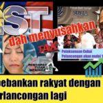 GST dah menyusahkan, jangan bebankan rakyat dengan cukai Perlancongan lagi