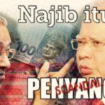 VIDEO: Kata Tun Dr Mahathir Najib itu PENYANGAK