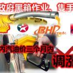 油价三个月內每公升竟上涨31分,倪可敏要求政府公布价格计算法。