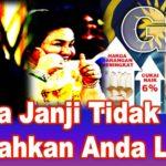 "Najib ""Janji"" Tidak akan Susahkan Anda Lagi…"