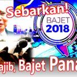 Bajet Najib, Bajet Panadol! Sebarkan!