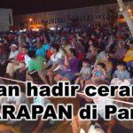 Ribuan hadir ceramah HARAPAN di Parit