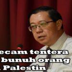 DAP kecam tentera Israel bunuh orang awam Palestin