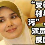 """""""受够了蠢材与贪污"""",马来演员表态反国阵"""