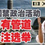 新国禁政治活动 廖彩彤:旅新大马人仍有管道关注选举