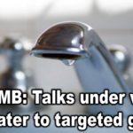 Perak MB: Talks under way on free water to targeted groups