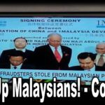 Wake Up Malaysians! – Comment