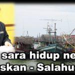 Elaun sara hidup nelayan diteruskan – Salahuddin