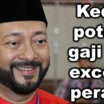 Kedah potong gaji MB, exco 10 peratus