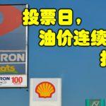 投票日,油价连续7周维持不变