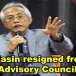 Kadir Jasin resigned from Top Advisory Council