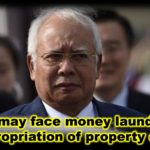 Najib may face money laundering, misappropriation of property charges