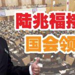 陆兆福接棒国会领袖