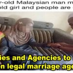 Ministries and Agencies to review on legal marriage age