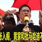 没委倪张入阁,黄家和批马哈迪不敬盟党
