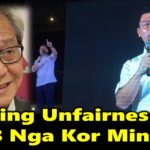 Glaring Unfairness to YB Nga Kor Ming.