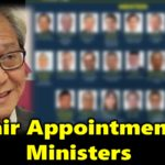 Unfair Appointment of Ministers