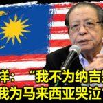 """林吉祥:""""我不为纳吉哭泣,我为马来西亚哭泣"""""""