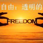 资讯自由:透明的文化