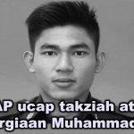 DAP ucap takziah atas pemergiaan Muhammad Adib