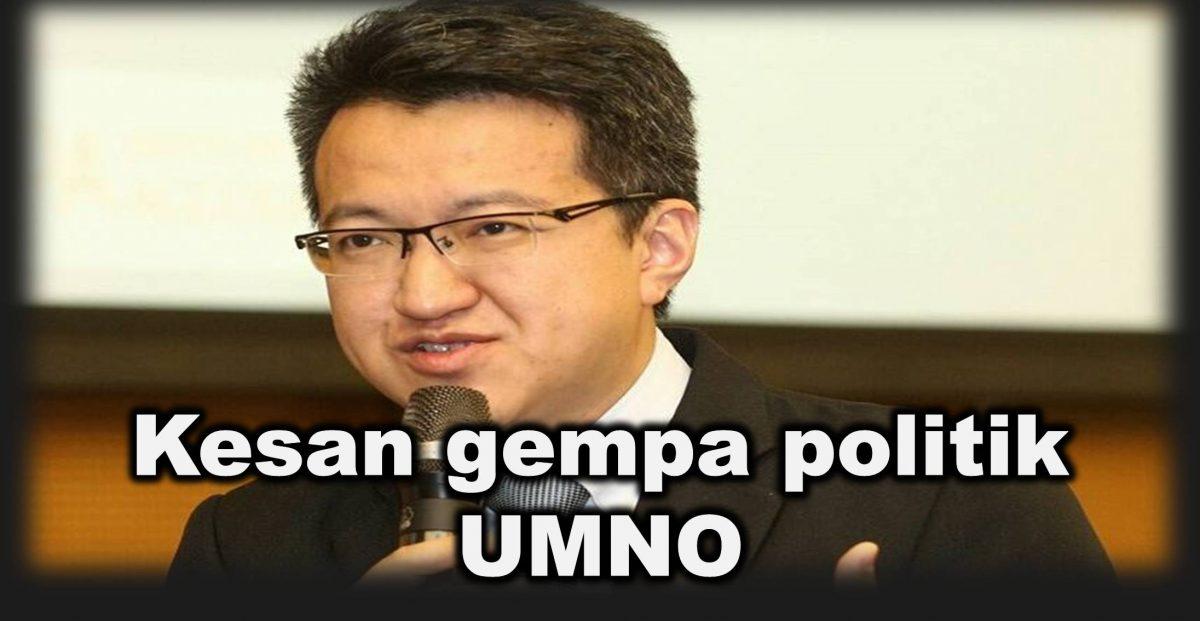 Kesan gempa politik UMNO