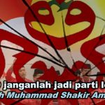 UMNO janganlah jadi parti lembik