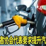 油站业者协会代表要求提升汽油佣金