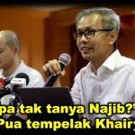'Kenapa tak tanya Najib?', Tony Pua tempelak Khairy