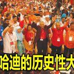 与马哈迪的历史性大结盟