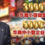 华裔小贩微型贷款和华商中小型企业微型贷款正式开跑!