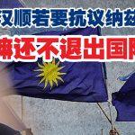马华马汉顺若要抗议纳兹里言论 干嘛还不退出国阵?
