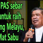 UMNO, PAS sebar fitnah untuk raih undi orang Melayu, kata Mat Sabu