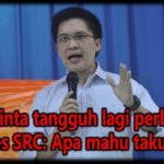 Najib minta tangguh lagi perbicaraan kes SRC: Apa mahu takut?
