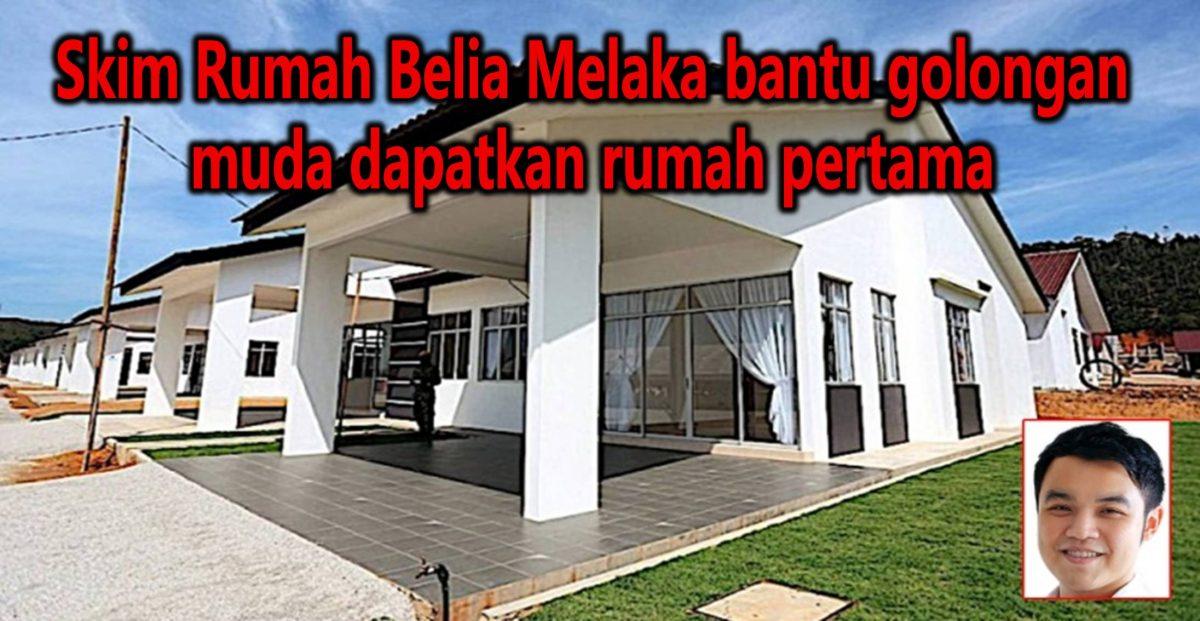Skim Rumah Belia Melaka bantu golongan muda dapatkan rumah pertama