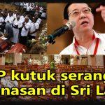 DAP kutuk serangan keganasan di Sri Lanka